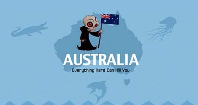 Beware! These Australian Creatures Bite!