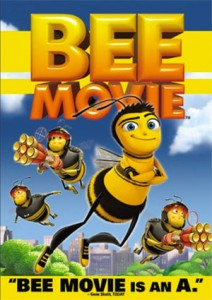 bee movie poster Pest Control North Brisbane